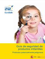 guía seguridad productos infantiles