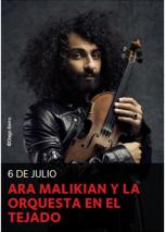Ara Malikian Teatro Real