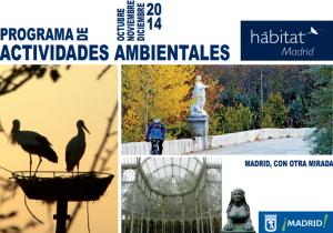 Programa habitat otoño Madrid 2014