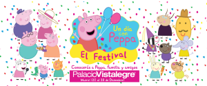 Festival Peppa Pig Madrid 2014