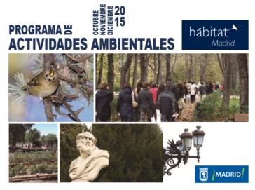 Programa Habitat otoño 2015
